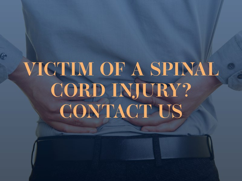 Irvine Spinal Cord Injury Attorney