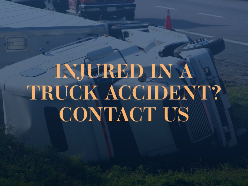 Irvine Truck Accident Lawyer